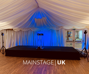 Indoor Stage Hire